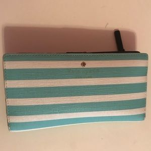 Stacy Striped Kate Spade Wallet
